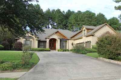 Natchez Single Family Home For Sale: 11 Club Drive
