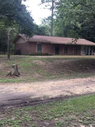 Natchez Single Family Home For Sale: 82 Sedgefield Rd