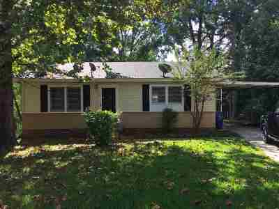 Natchez Single Family Home For Sale: 120 Weir Court
