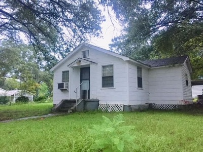 Natchez Single Family Home For Sale: 114 Hammett