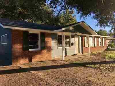 Concordia Parish Single Family Home For Sale: 402 Myrtle St.