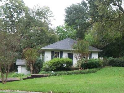 Natchez Single Family Home For Sale: 3502 Eastbrook Rd