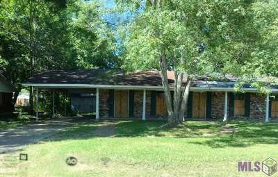 Ferriday Single Family Home For Sale: 727 Tennessee Ave
