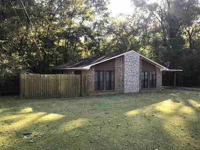 Natchez Single Family Home For Sale: 301 Tupelo
