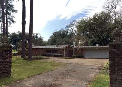 Vidalia Single Family Home For Sale: 101 Riverside St