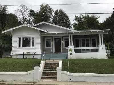 Natchez Single Family Home For Sale: 3 New Street