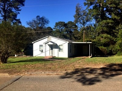 Natchez Single Family Home For Sale: 67-A N Palestine Road