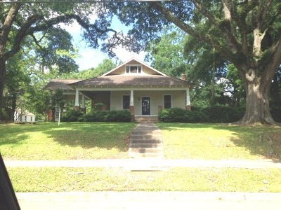 Wilkinson County Single Family Home Back On Market: 512 Sligo Street