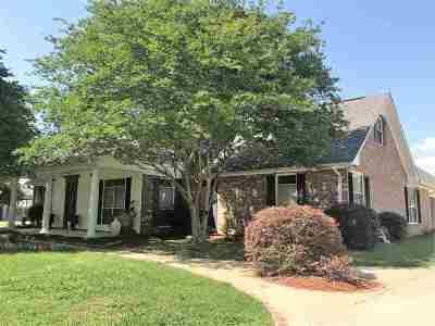 Vidalia Single Family Home For Sale: 1205 Concordia Avenue