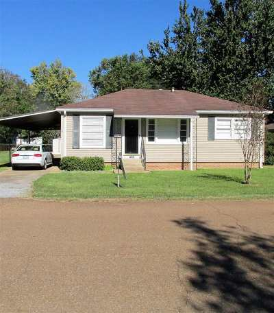 Vidalia Single Family Home For Sale: 1643 Azalea Street