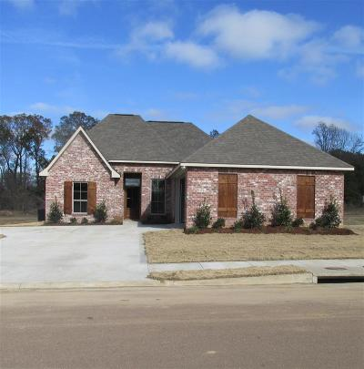 Adams County Single Family Home For Sale: 12 Hedges Plantation Place
