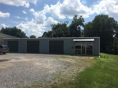 Vidalia Commercial For Sale: 1822 Carter St