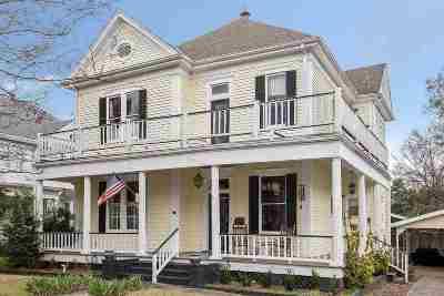 Natchez Single Family Home For Sale: 602 N Union St.