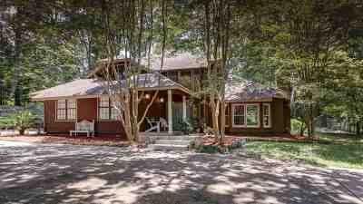 Natchez Single Family Home For Sale: 103 Duster Drive