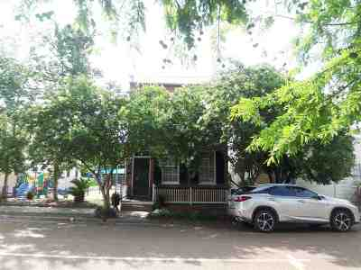 Natchez Single Family Home For Sale: 312 N Union St.