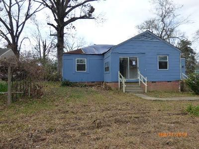 Natchez Single Family Home For Sale: 711 Morgan Ave