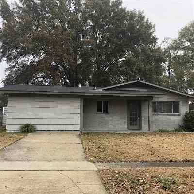 Vidalia Single Family Home For Sale: 1103 Peach Street