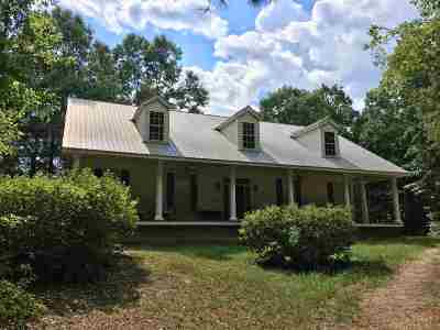 Wilkinson County Single Family Home For Sale: 2503 Doloroso Loop Road