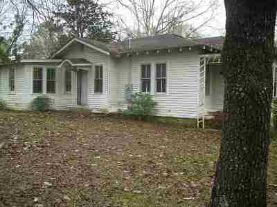 Amite County Single Family Home For Sale: 416 N First Street