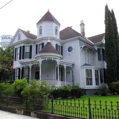 Natchez Single Family Home For Sale: 401 N Commerce Street