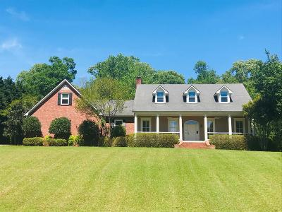 Natchez Single Family Home For Sale: 13 Country Squire
