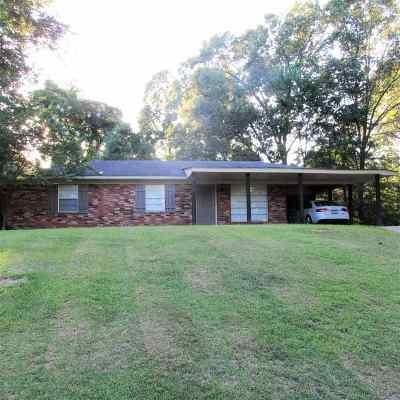 Natchez Single Family Home For Sale: 4 Alexander Road