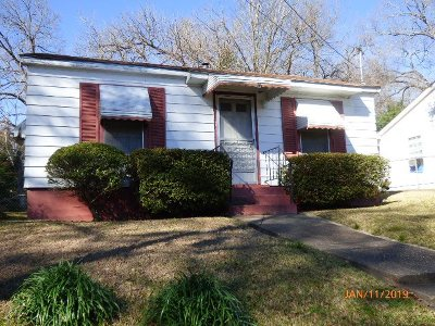 Natchez Single Family Home For Sale: 401 College