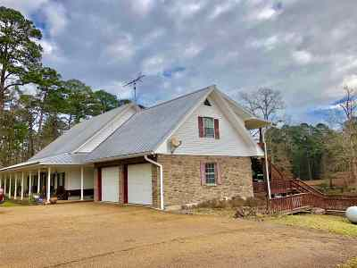 Amite County Single Family Home For Sale: 4718 Berwick Cassels Rd