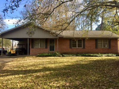 Vidalia Single Family Home For Sale: 412 Dogwood