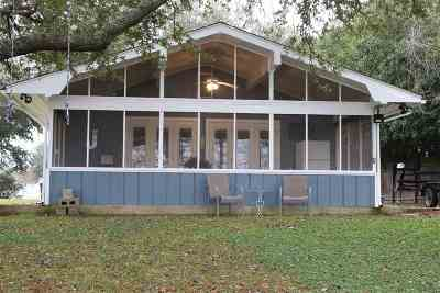 Concordia Parish Single Family Home For Sale: 394 Hwy 569