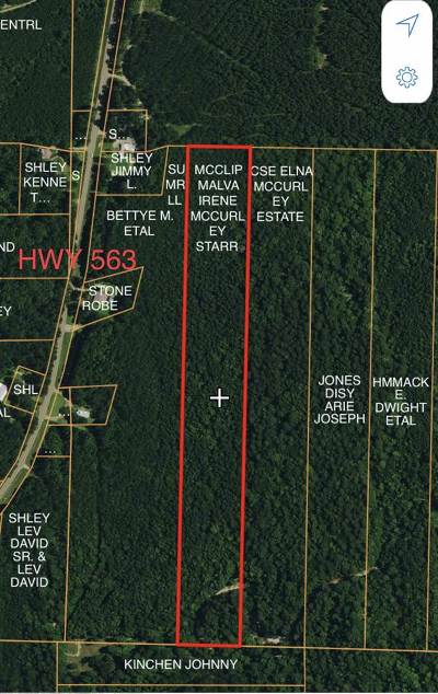 Woodville Residential Lots & Land For Sale: Highway 563