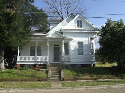 Natchez Single Family Home For Sale: 7 Fourth Street