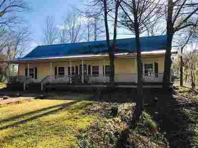 Natchez Single Family Home For Sale: 6 Mallard Point