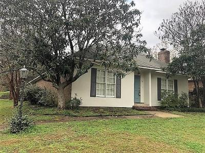 Natchez Single Family Home For Sale: 50 Duncan Ave.