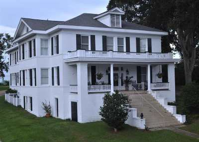Natchez Commercial For Sale: 32 Cemetery Road