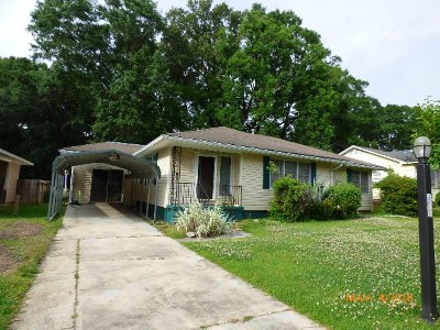 Natchez Single Family Home For Sale: 2144 Second St