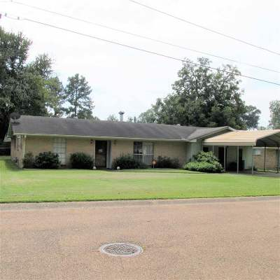 Natchez Single Family Home For Sale: 107 Cross Street