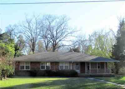 Natchez Single Family Home For Sale: 300 Magnolia Place