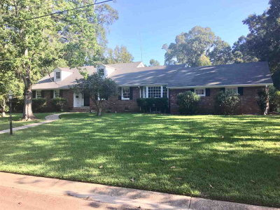 Natchez Single Family Home For Sale: 201 Somerset