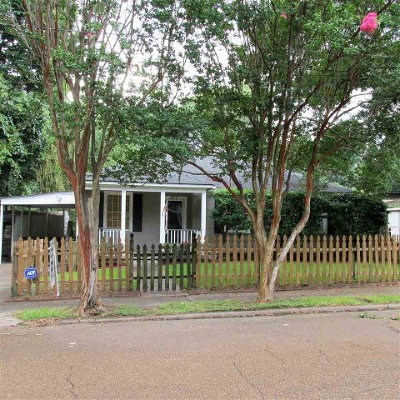Single Family Home For Sale: 321 Armstrong Street
