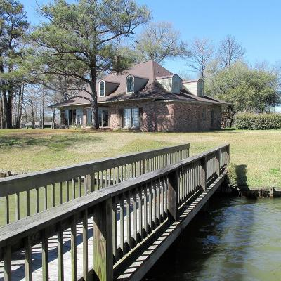 Ferriday Single Family Home For Sale: 301 Weecama Drive
