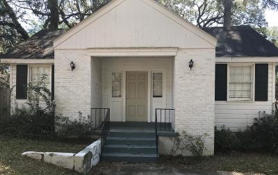 Natchez Single Family Home For Sale: 2744 Itasca Drive