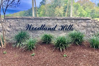 Natchez Residential Lots & Land For Sale: Woodland Hills Lots