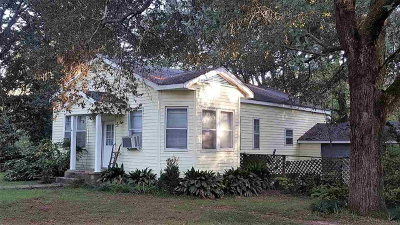 Natchez Single Family Home For Sale: 133 Lagrange Road