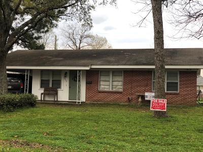 Vidalia Single Family Home For Sale: 2039 Charles