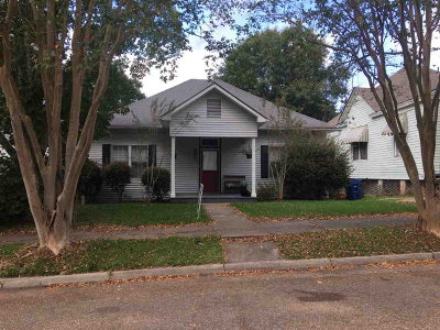 Natchez Single Family Home For Sale: 202 Linton Ave