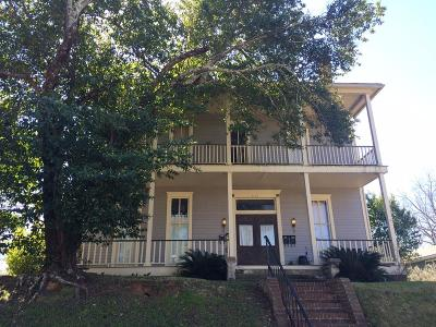 Natchez Single Family Home For Sale: 1116 Main Street