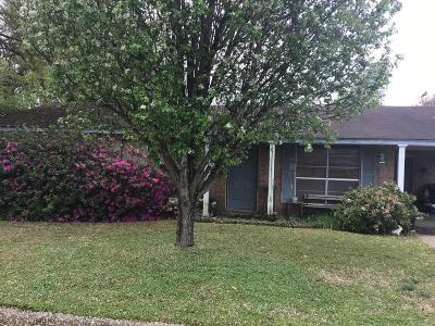 Concordia Parish Single Family Home For Sale: 1102 Plum St.