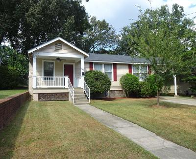 Natchez Single Family Home For Sale: 545 Ratcliff Place