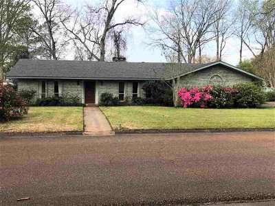 Natchez Single Family Home For Sale: 102 N Meadow Road